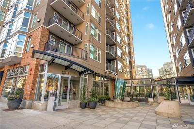 Condo/Townhouse For Sale: 2801 1st Ave #915