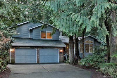 Langley Single Family Home For Sale: 1090 Cedar Cir