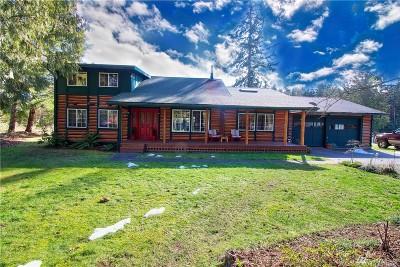 Mason County Single Family Home Sold: 400 W Wynwood Dr