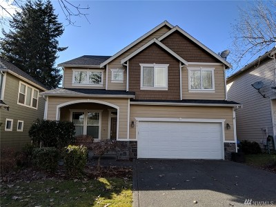 Tumwater Single Family Home For Sale: 811 7th Ave SW