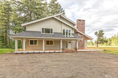 Yelm Single Family Home Pending: 14615 Morris Rd