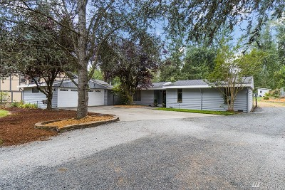 Bothell Single Family Home For Sale: 24318 4th Ave SE