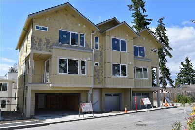 Mukilteo Condo/Townhouse For Sale: 5314 80th Pl SW (Unit 6)