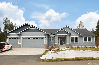 Snohomish Single Family Home For Sale: 17007 62nd Place SE