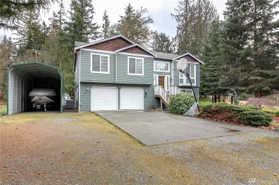 Lake Tapps Single Family Home For Sale: 1317 205th Ave E