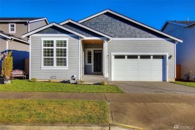 Tumwater Single Family Home For Sale: 7400 Munn Lake Dr SE