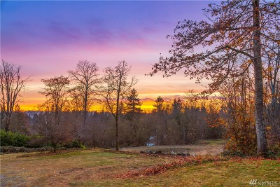 Issaquah Residential Lots & Land For Sale: 16345 Tiger Mountain Rd SE