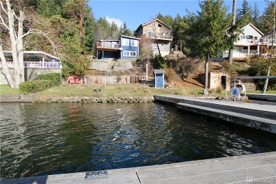 Olympia Single Family Home Pending: 1839 Summit Lake Shore Rd NW
