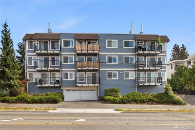 Condo/Townhouse Sold: 10110 Greenwood Ave N #203