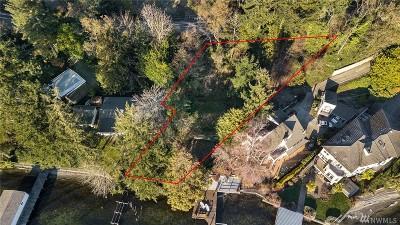 Kirkland Residential Lots & Land For Sale: 11677 Holmes Point Dr NE
