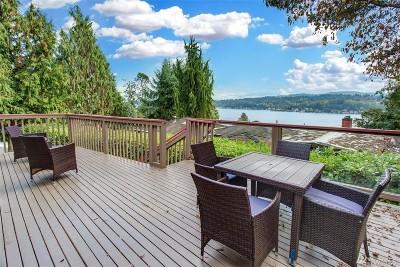 Mercer Island Single Family Home For Sale: 6004 E Mercer Wy
