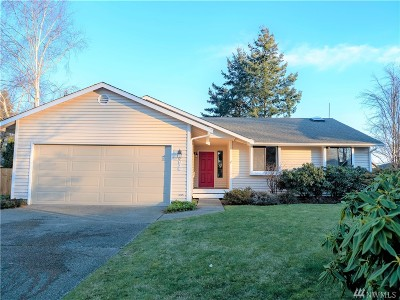 Marysville Single Family Home For Sale: 4916 139th Place NE