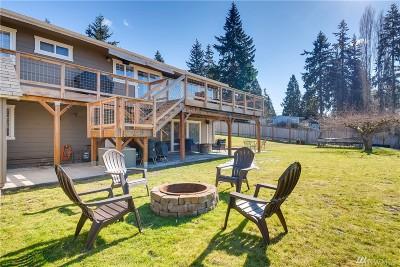 Kirkland Single Family Home For Sale: 10803 126th Ave NE