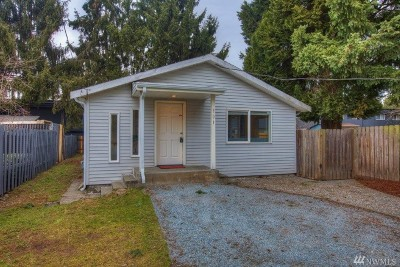 Auburn Single Family Home For Sale: 501 26th St SE