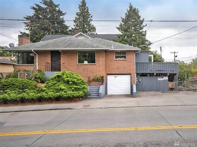 Single Family Home For Sale: 2511 S Graham St