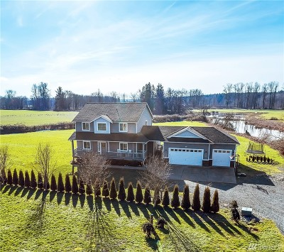 Arlington Single Family Home For Sale: 24120 State Route 9 NE