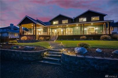 Port Orchard Single Family Home Pending: 1742 Cole Lp SE