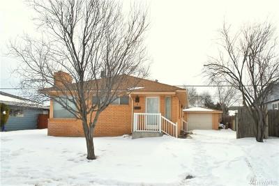 Single Family Home Sold: 815 S Juniper Dr