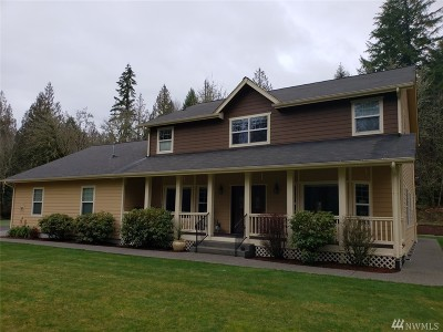 Thurston County Single Family Home For Sale: 6934 76th Ave SE