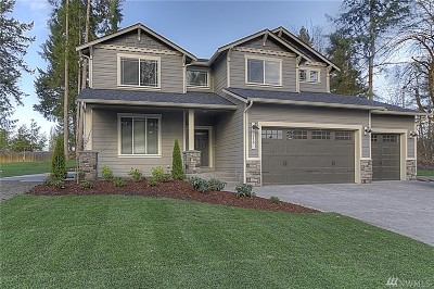 Yelm Single Family Home Pending: 10701 Palisades St SE
