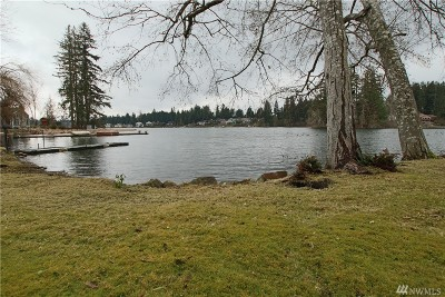 Lacey Single Family Home Pending: 3313 Francis Dr SE