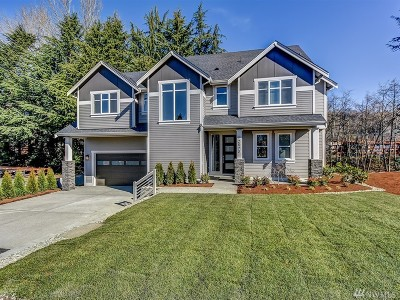 Tukwila Single Family Home For Sale: 12570 51st Place S