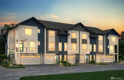 Lynnwood Single Family Home For Sale: 14715 Admiralty Wy #Lot 8