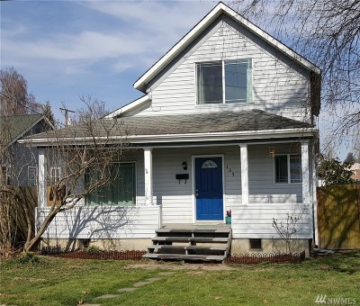 Mount Vernon Single Family Home Pending Inspection: 109 Snoqualmie St