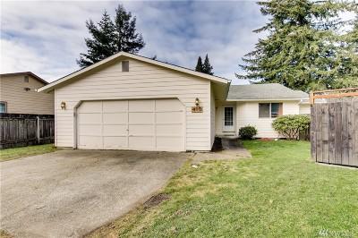 Tumwater Single Family Home Pending Inspection: 410 Bell Lane SE
