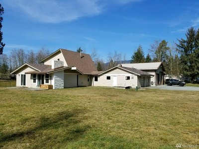 Sedro Woolley Single Family Home For Sale: 5520 State Route 9