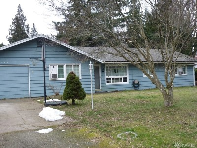 Lacey Single Family Home Pending Inspection: 4711 23rd Ave SE