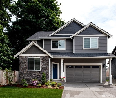 Pierce County Single Family Home For Sale: 2721 179th St E