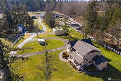 Eatonville Single Family Home For Sale: 6620 320th St E