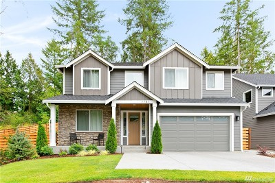 Pierce County Single Family Home For Sale: 2703 179th St E