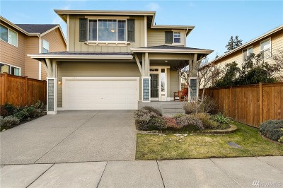 Woodinville Single Family Home For Sale: 19819 129th Ave NE