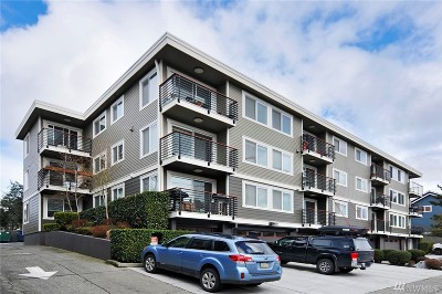Condo/Townhouse Sold: 2230 NW 59th St #203
