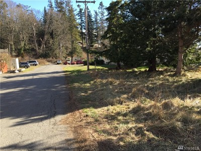 Bellingham Residential Lots & Land For Sale: Haxton Way ,