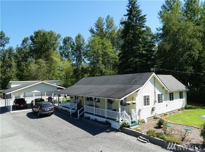 Sedro Woolley Single Family Home Sold: 23425 Mosier Rd