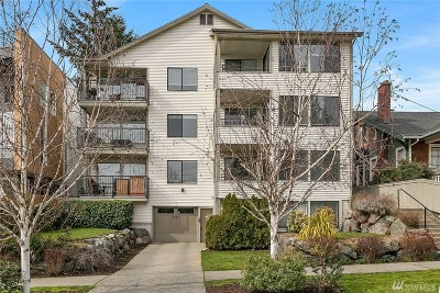 Seattle Condo/Townhouse For Sale: 3615 Whitman Ave N #302