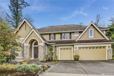 Sammamish Single Family Home For Sale: 26558 SE 15th St