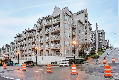 Tacoma Condo/Townhouse For Sale: 1 Broadway #319