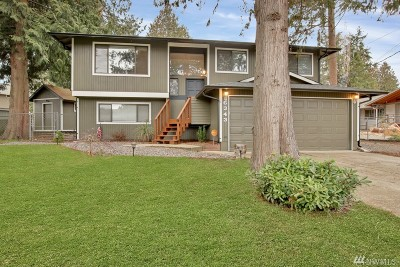 Bonney Lake Single Family Home For Sale: 6343 S Island Dr E