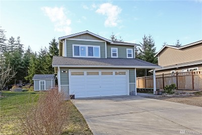 Silverdale Single Family Home Pending Inspection: 7737 Blarney Stone Place