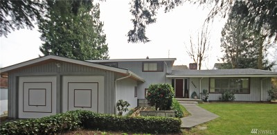 Single Family Home For Sale: 24302 111th Ave SE