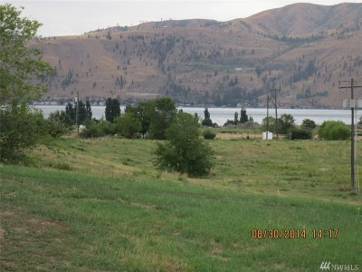 Chelan, Chelan Falls, Entiat, Manson, Brewster, Bridgeport, Orondo Residential Lots & Land For Sale: Wapato Lake Rd