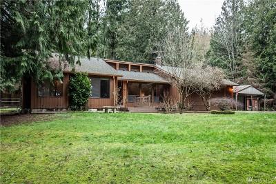 Clinton Single Family Home Sold: 7713 Cultus Bay Rd