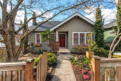 Seattle Single Family Home For Sale: 5531 29th Ave NE