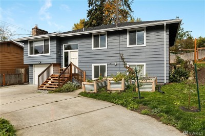 Lynnwood Single Family Home For Sale: 5113 212th St SW