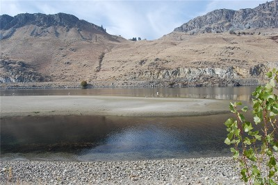 Douglas County, Chelan County Residential Lots & Land For Sale: 83 N Shore Dr