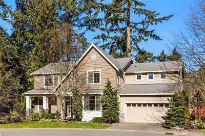 Kirkland Single Family Home For Sale: 13274 126th Ct NE